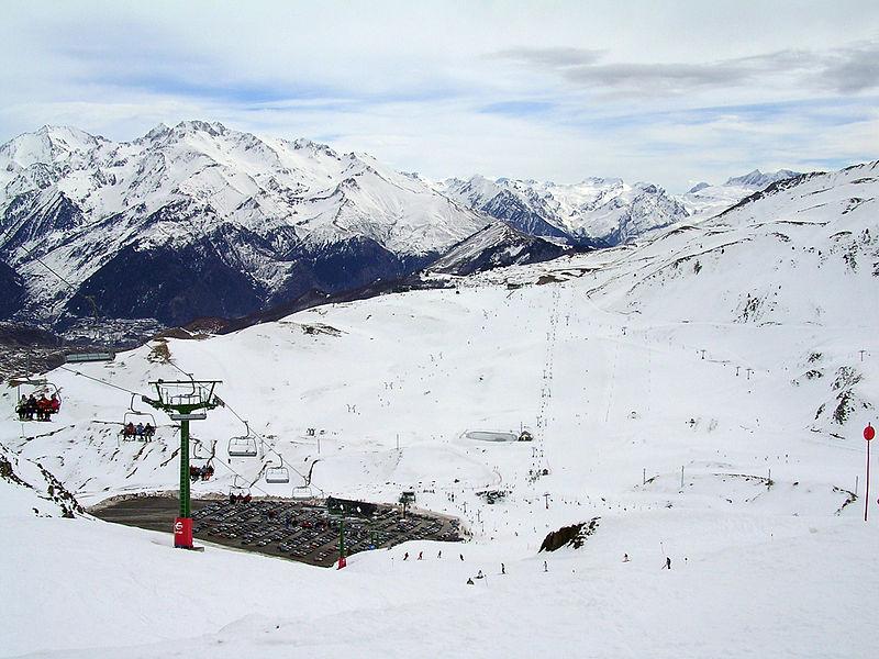 estacion esqui formigal