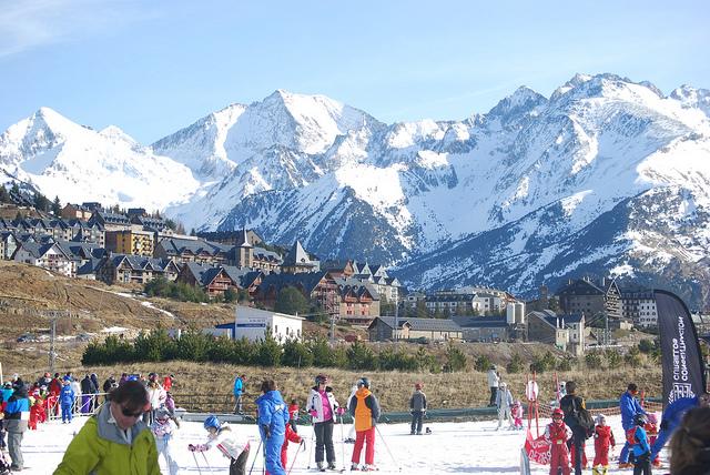 pistas esqui formigal