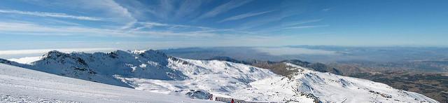 actividades sierra nevada