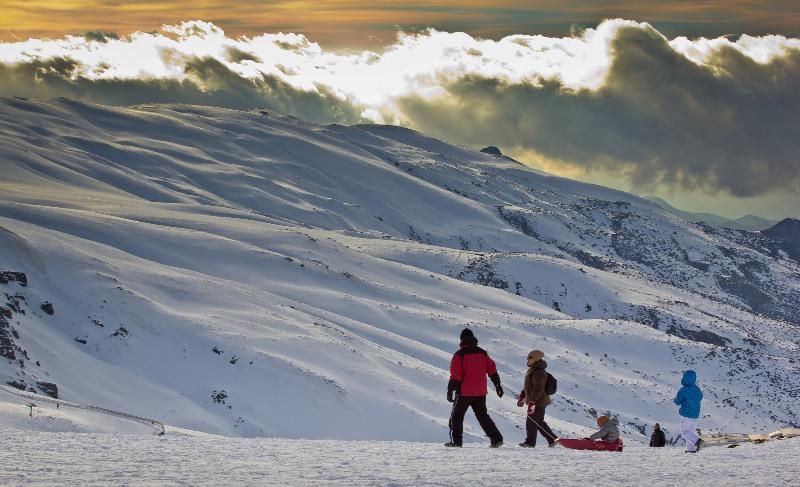 estacion esqui sierra nevada