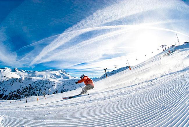 esqui 2013