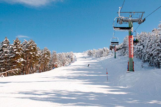 temporada esqui 2013