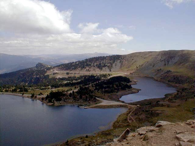 Lagunas de Neila