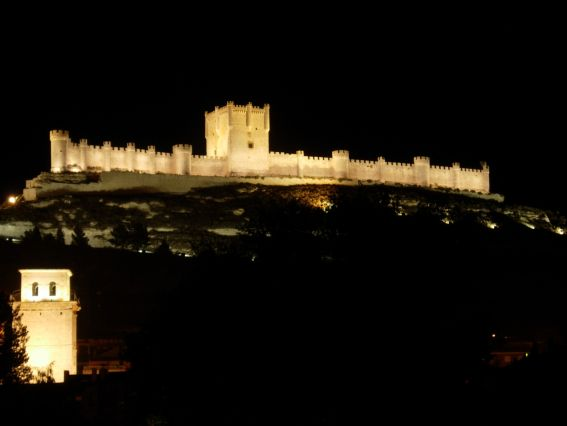 castillo de penafiel valladolid