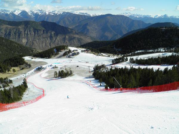 ski pallars esqui