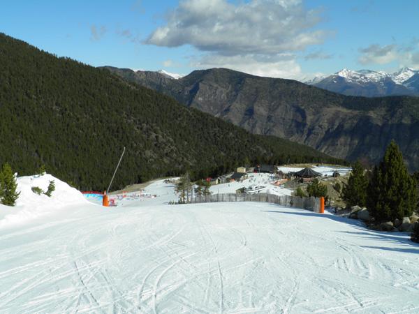 ski pallars estacion