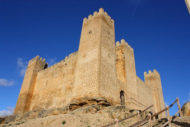 cinco villas - castillo de sadaba