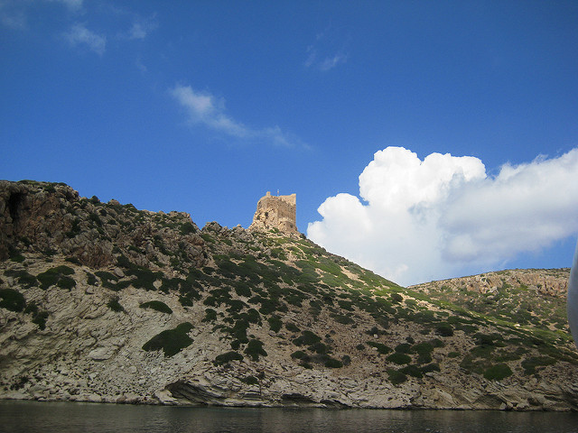 archipielago cabrera castillo