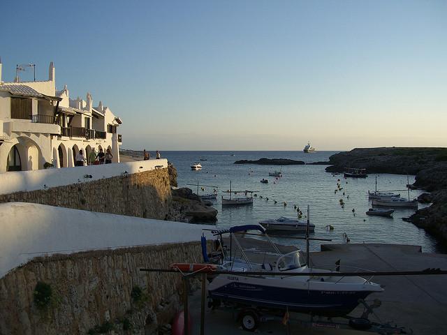 binibeca vell puerto