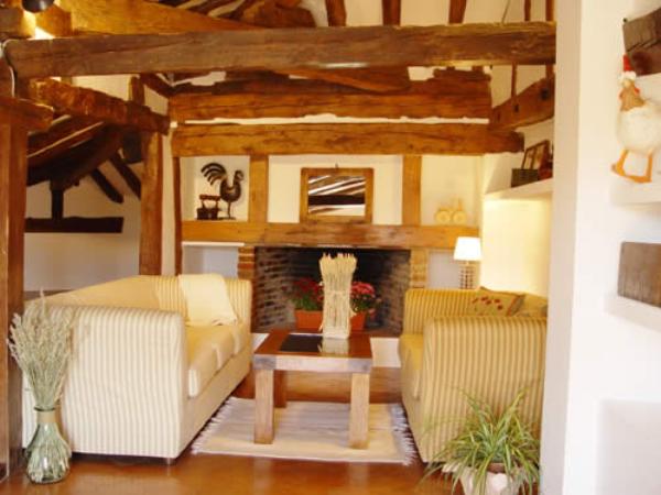 casa rural serrador