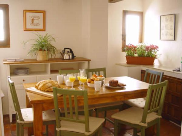 desayuno casa del serrador