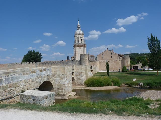 puente burgo osma