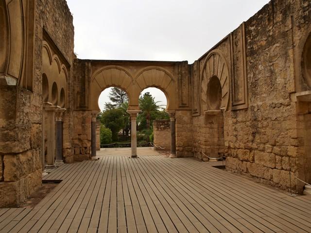 medina azahara plaza