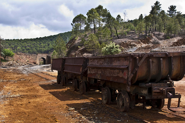 ferrocarril minas riotinto