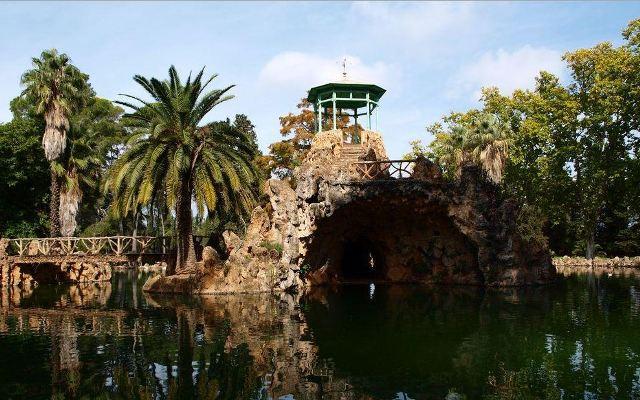 lago parc sama