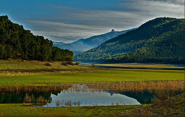 parque natural sierra cazorla