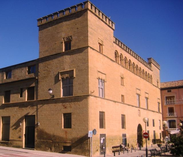 palacio ayerbe