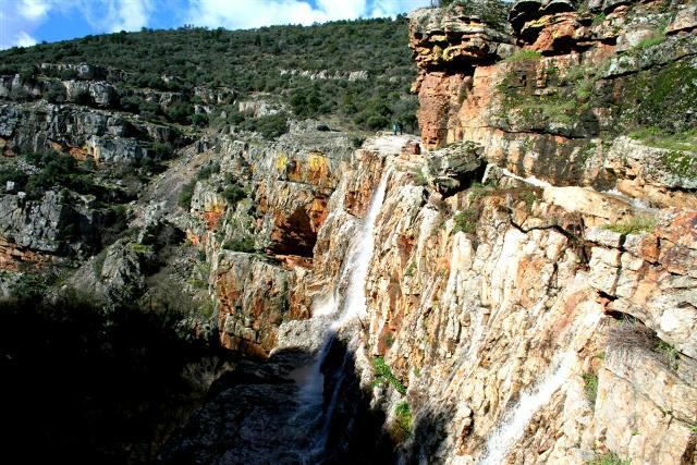 cascada cimbarra
