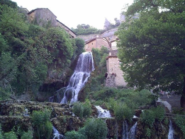 cascada orbaneja