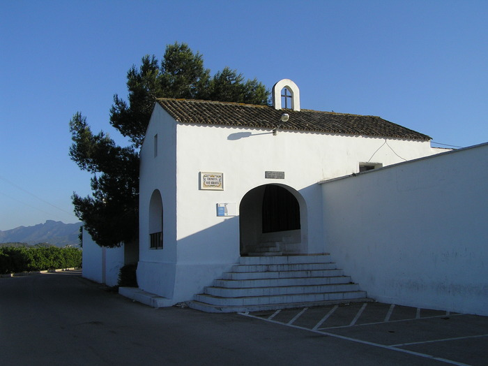 ermita san sebastia