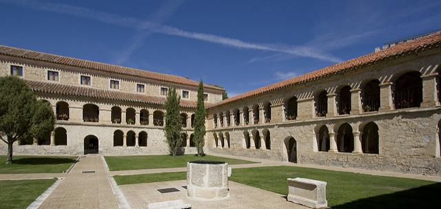 caleruega monasterio