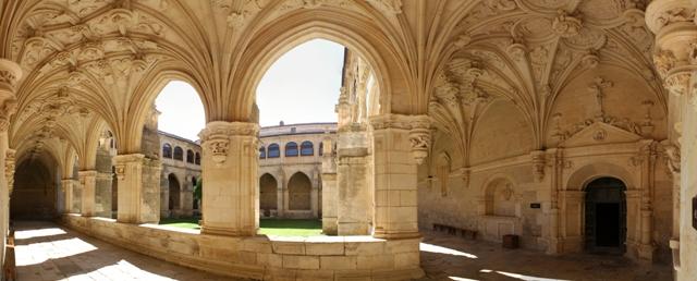 claustro san zoilo carrion condes