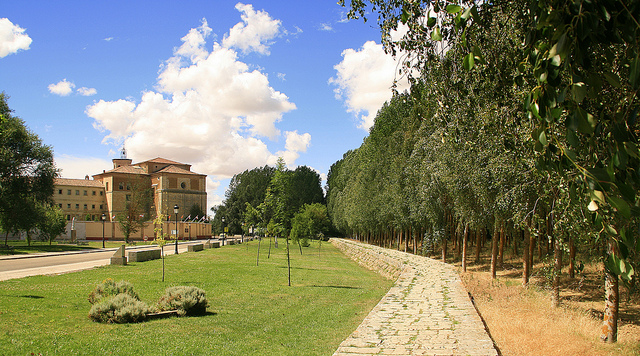 monasterio san zoilo carrion condes