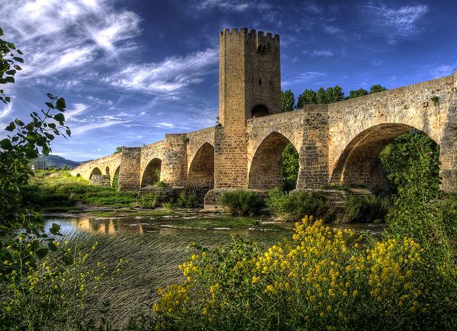 puente medieval frias