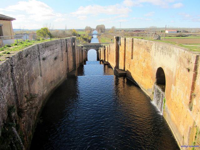 canal castilla fromista