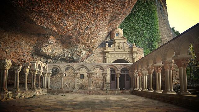 monasterio san juan peña
