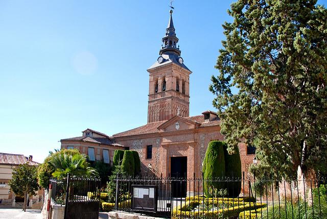 navalcarnero iglesia