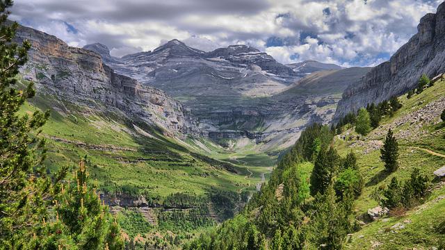 paisajes leyenda aragon