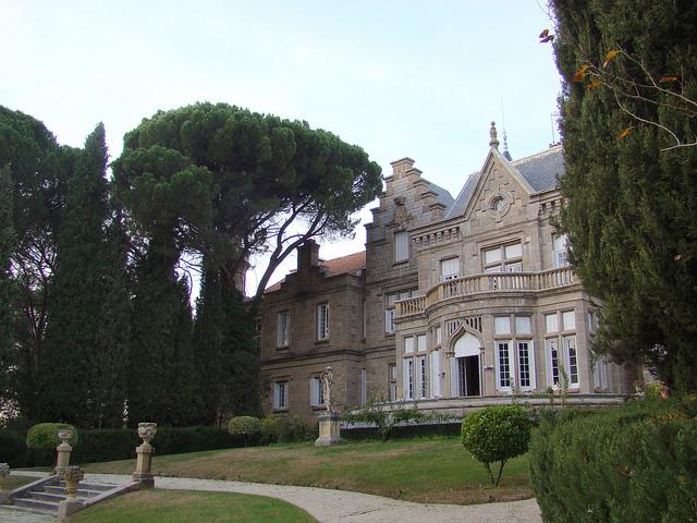 palacio castañar mazarambroz