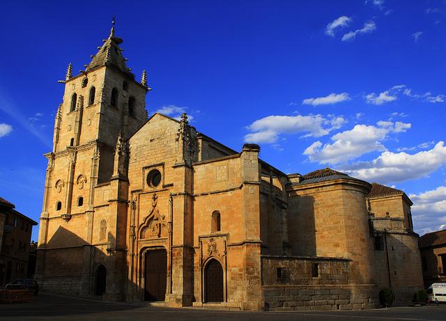 torrelaguna iglesia