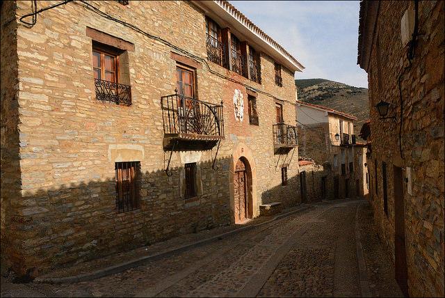 yanguas calles