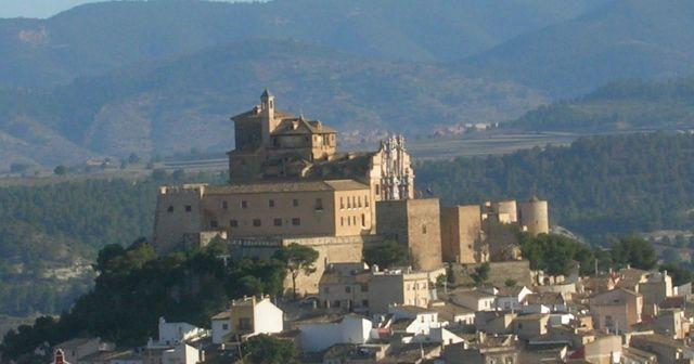 castillo caravaca cruz