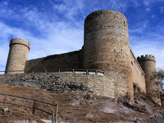 castillo cornago
