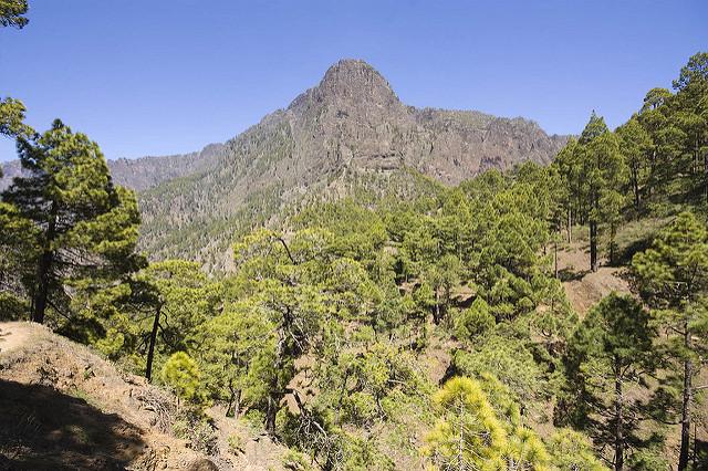 parque nacional caldera taburiente