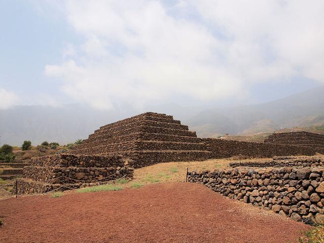 piramides guimar