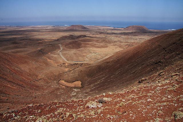 reserva biosfera fuerteventura