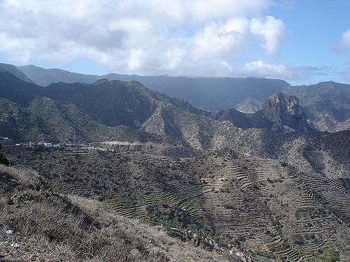 reserva biosfera la gomera