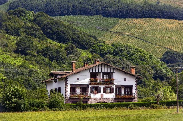 turismo rural baztan