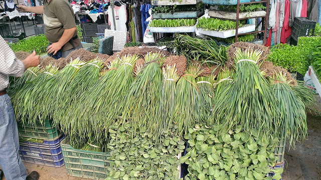 mercado guernica