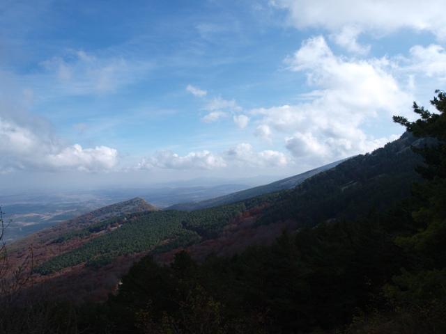 paisaje moncayo