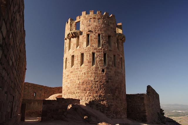 fortaleza vilafames