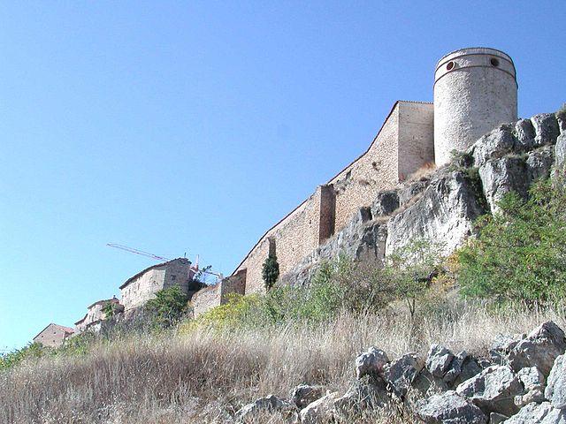 cantavieja castillo