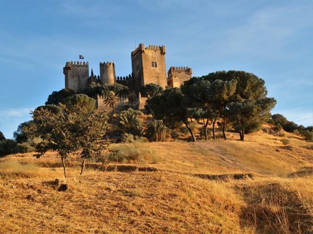 panoramica castillo almodovar