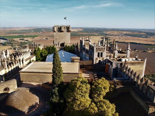 vista castillo