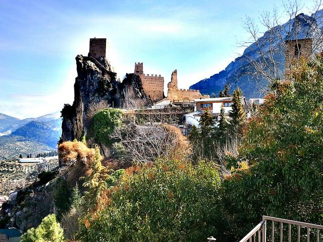 la iruela castillo