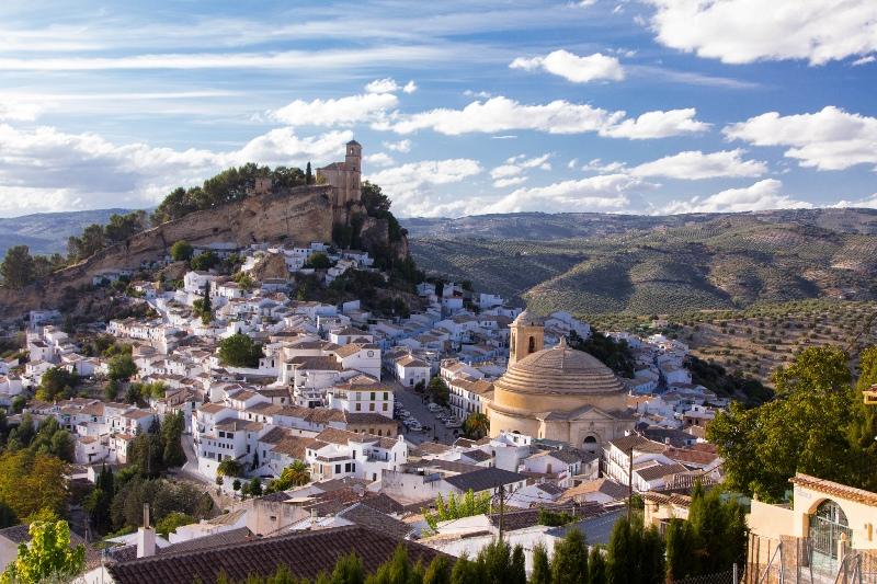35 pueblos con encanto en andaluc a sensaci n rural - Las mejores casas rurales de andalucia ...
